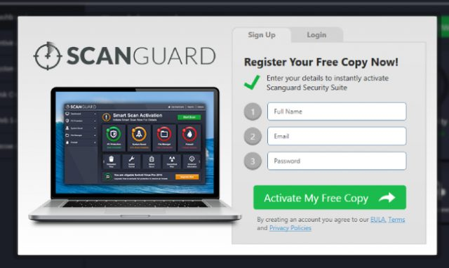 Scanguard register free copy.