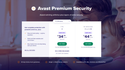 Avast Premium.