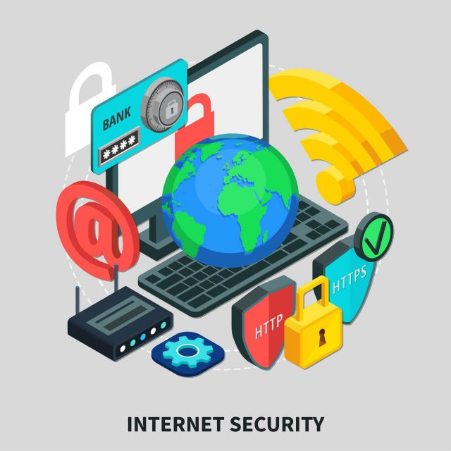 Internet security features