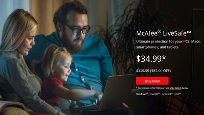 McAfee Total Review.