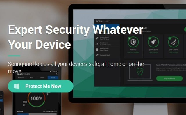 Scanguard Antivirus review - how to download?