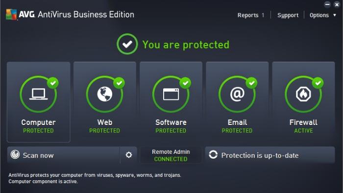 avg-antivirus-business screenshot