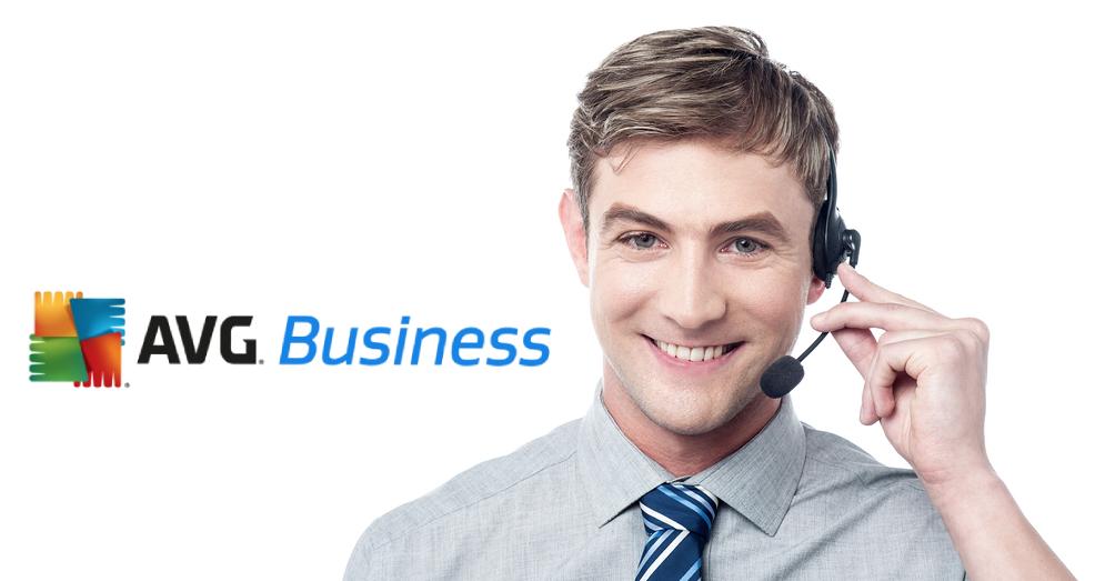 avg business support