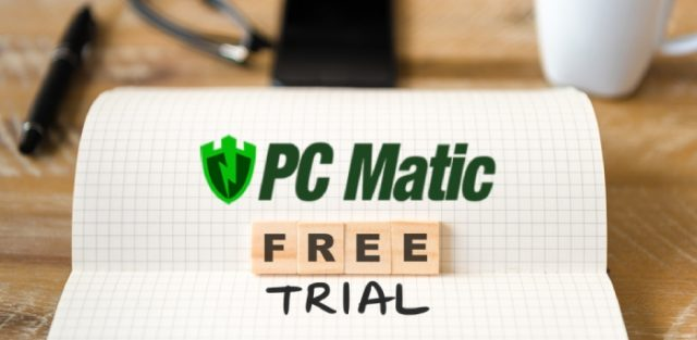 PcMatic has free trial.