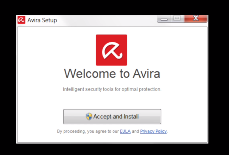 Avira: antivirus license agreement