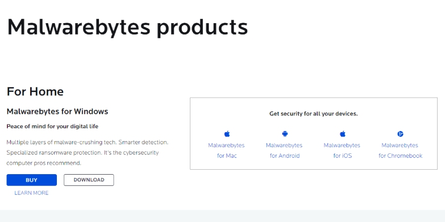 Malwarebytes: antivirus, download, install