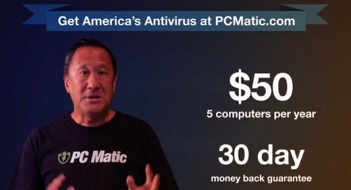 PCMatic: money back guarantee.