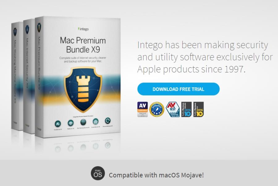 Intego: antivirus, download, installation