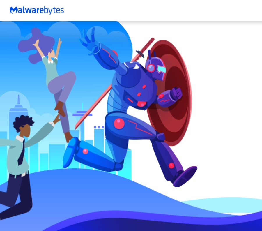 Malwarebytes: antivirus, protection