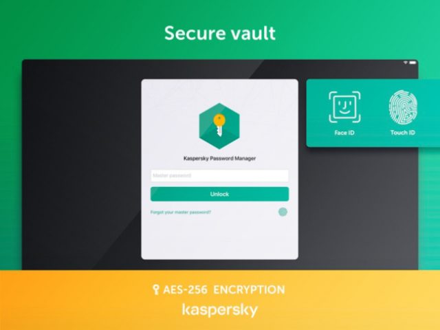 Kaspersky Password Manager review: secure vault