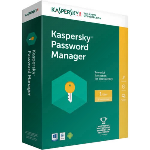 Kaspersky Pssword Manager: review, pros and cons, main features