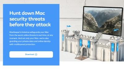 MacKeeper Antivirus.