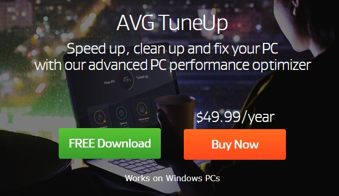 AVG TuneUP: review, prices